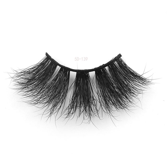 Best Seller 3D 25MM Mink Lashes Manufacturer