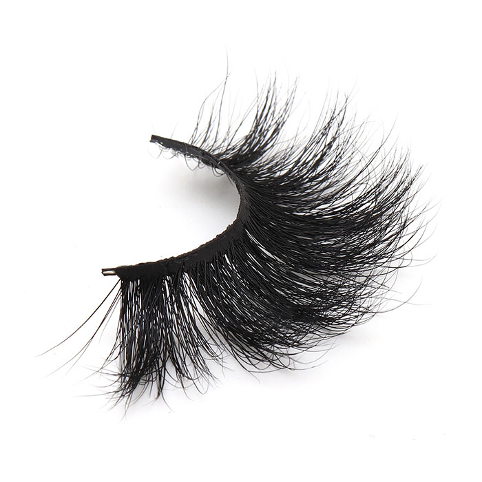 25mm mink strip lashes wholesale