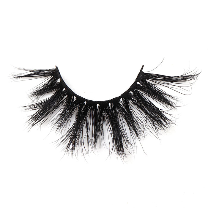 25mm mink strip lashes manufacturer