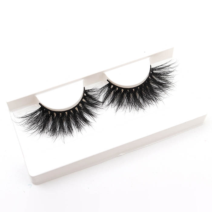 Factory price wholesale latest style 5d mink lashes