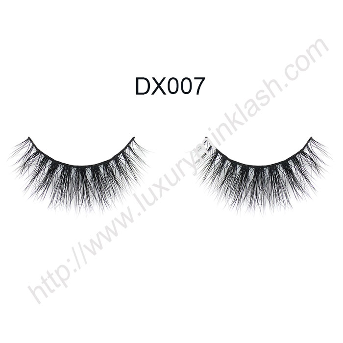 3D Lashes Factory DX007
