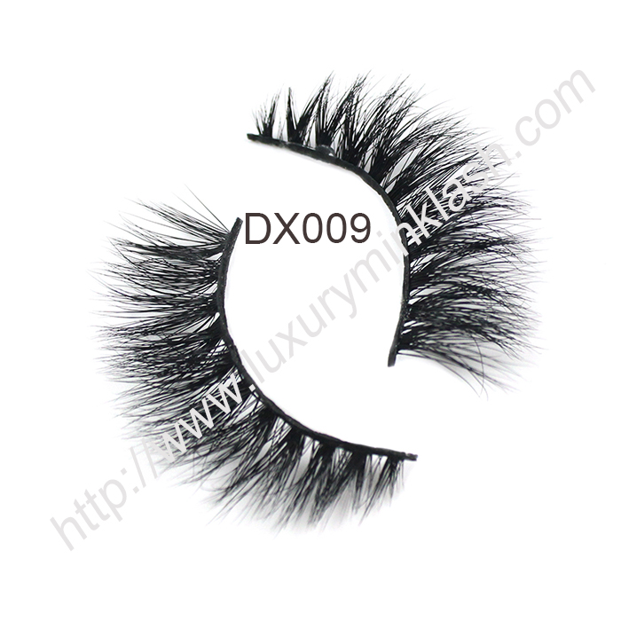 3D Lashes Supplier DX009