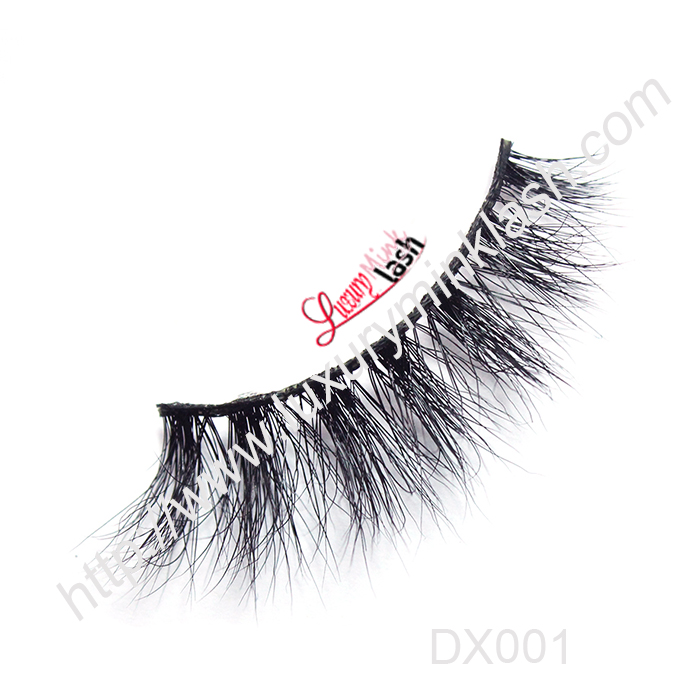 Luxury 3D Mink lashes-MX002