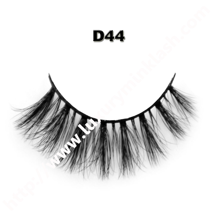 3D Velour Eyelashes wholesale-D44