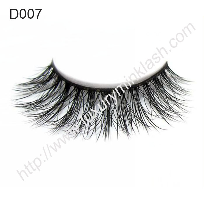 Best Black Real Siberian Mink Lashes