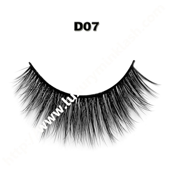 wholesale best velour lashes D07