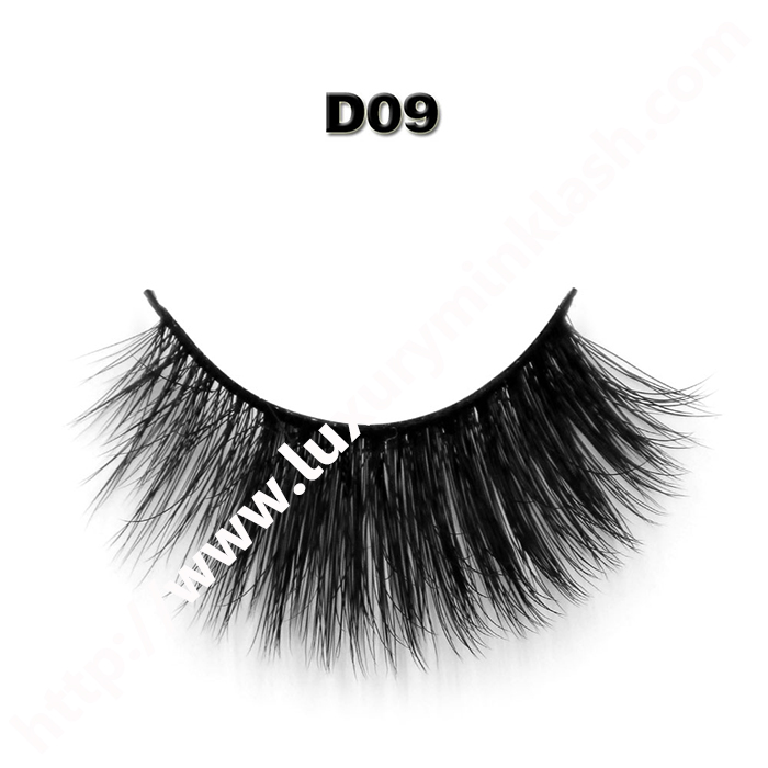 best velour lashes china D09
