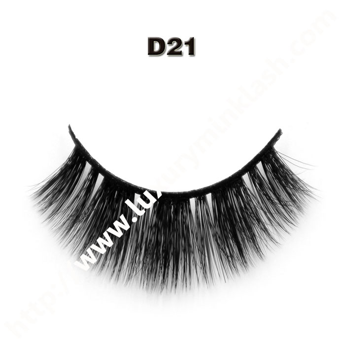 wholesale 3D silk lashes D21