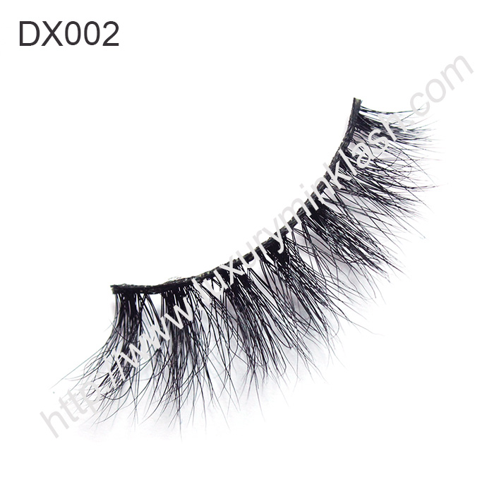 Hot Selling 3d Mink Lashes DX002