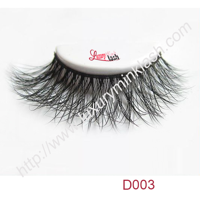 Best 3D Mink Lashes 2015D003
