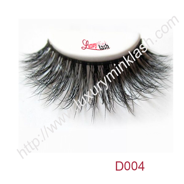 Best 3D Mink Lashes 2015D004