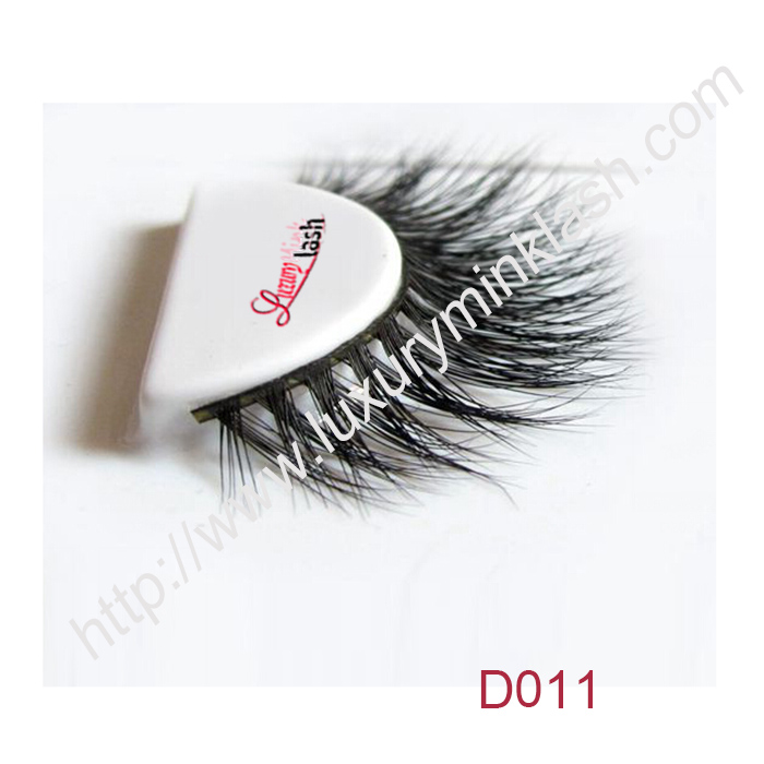Best 3D Mink Lashes 2015D011