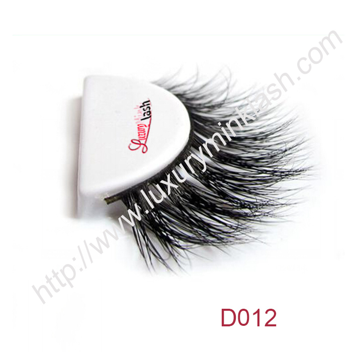 Best 3D Mink Lashes 2015D012