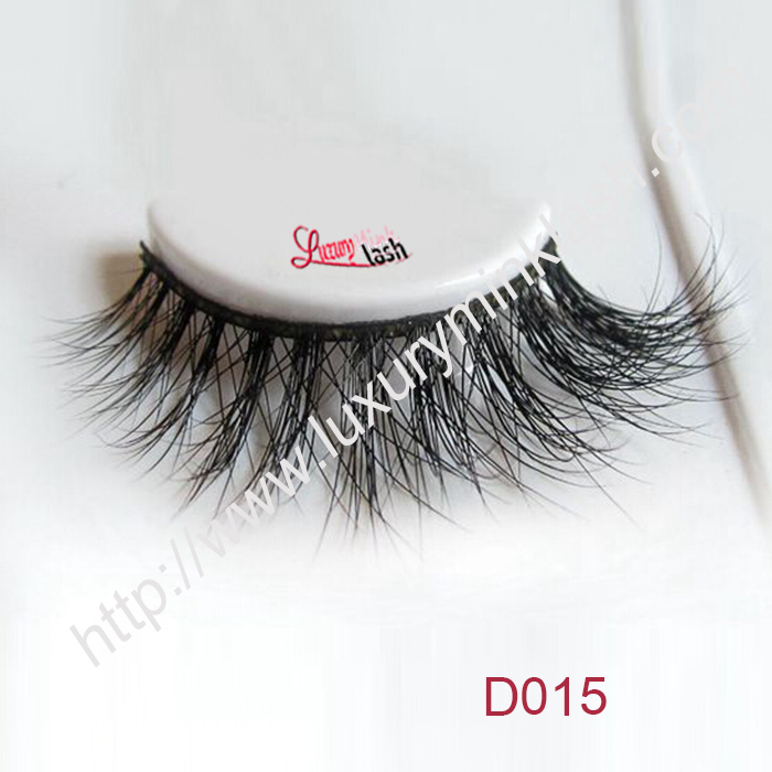 Best 3D Mink Lashes 2015D015