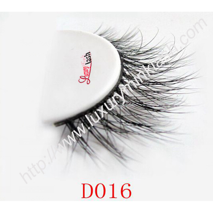 Best 3D Mink Lashes 2015D016