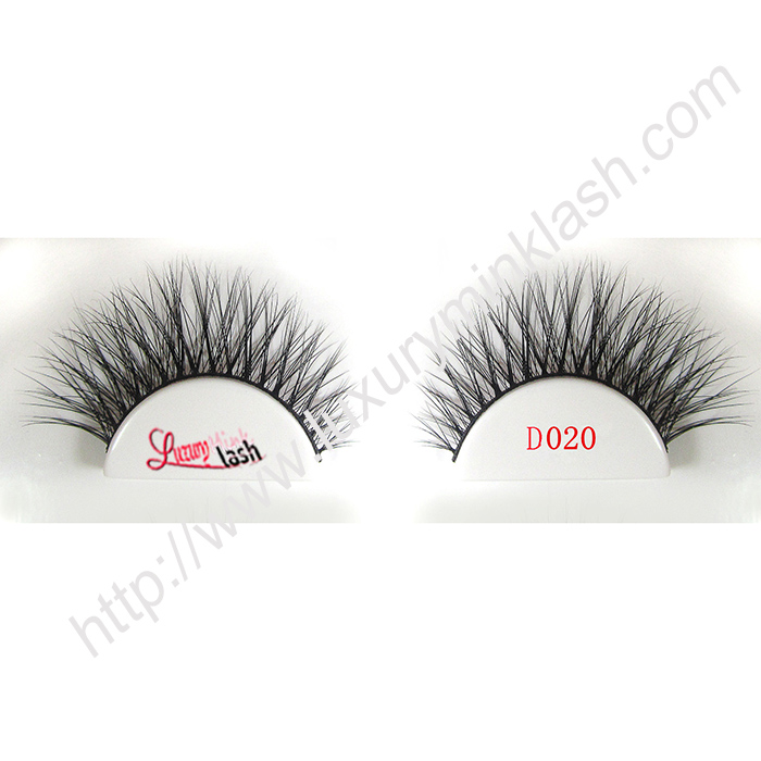 Best 3D Mink Lashes 2015D020