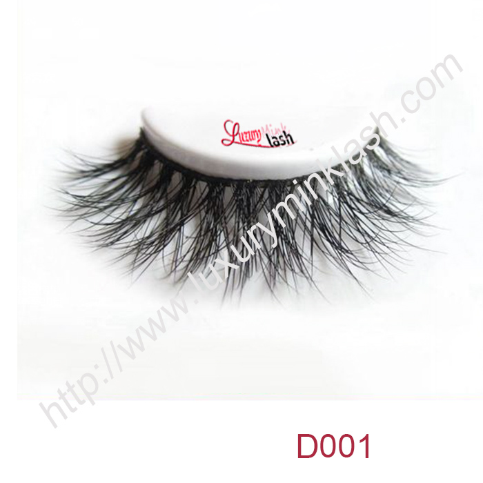 Best 3D Mink Lashes 2015D001
