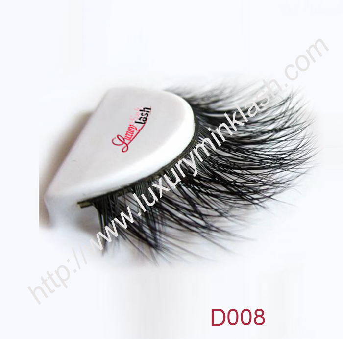 Best 3D Mink Lashes 2015D008