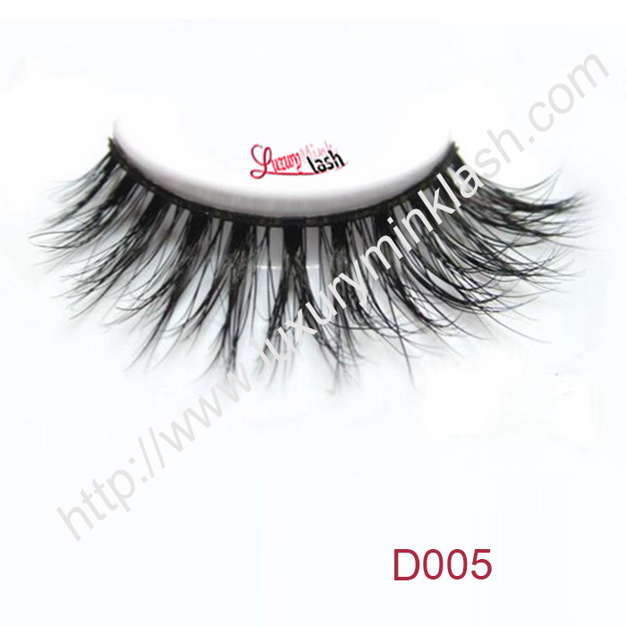 Best 3D Mink Lashes 2015D005