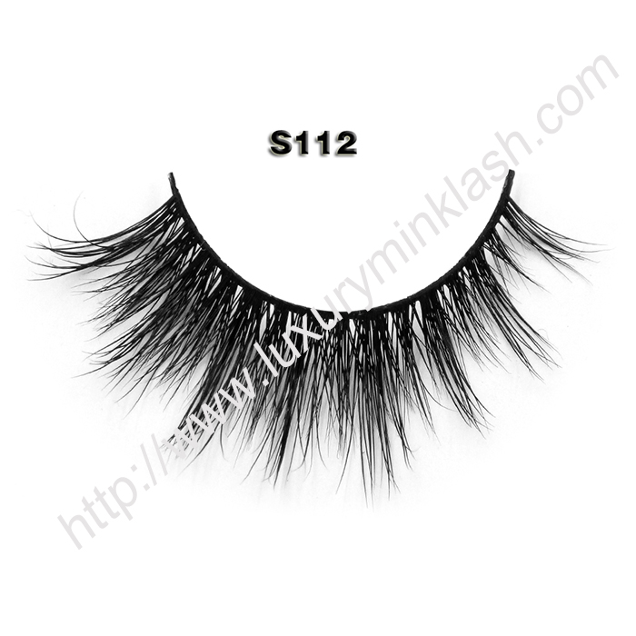 Best Faux Mink Eyelashes S112