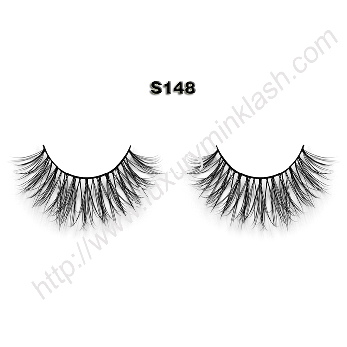 Best Natural mink lashes S148