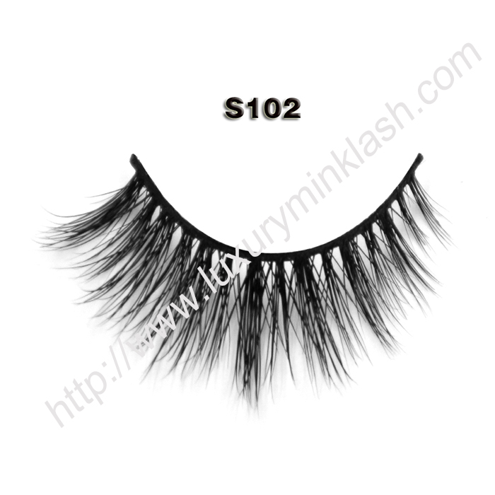 wholesale Best Regular Mink Eyelashes S102