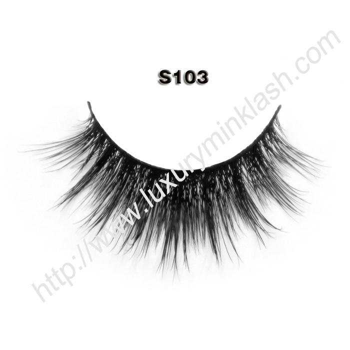 Best Regular Mink Eyelashes S103