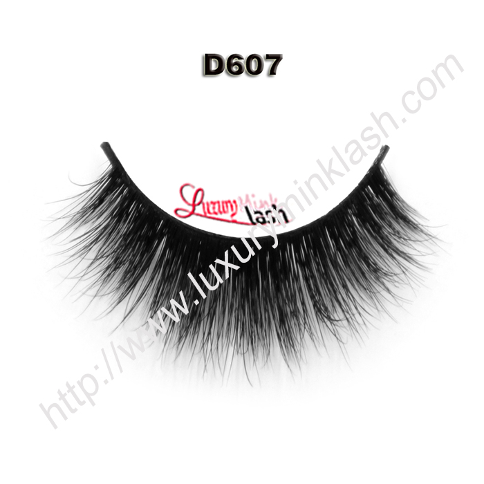 Charming&nature 3D Mink Lashes 2016D607
