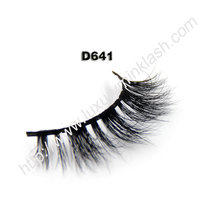 Private Label Eyelashes D641