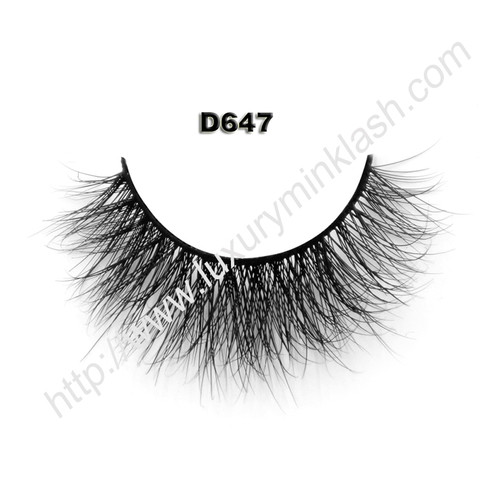 Best Seller 3D False  Lashes D647
