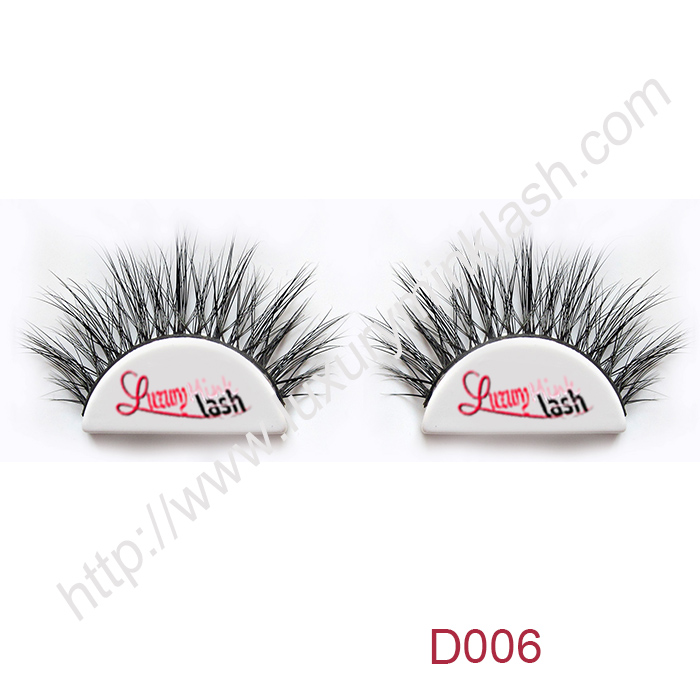 Best Seller 3D Mink Lashes-D006