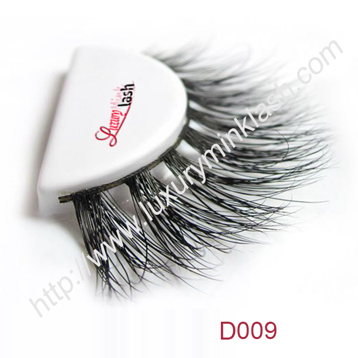 Best Seller 3D Mink Lashes-D009