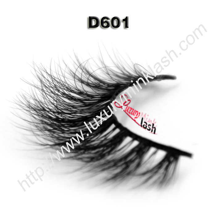 Creating your own brand lashes mink D601