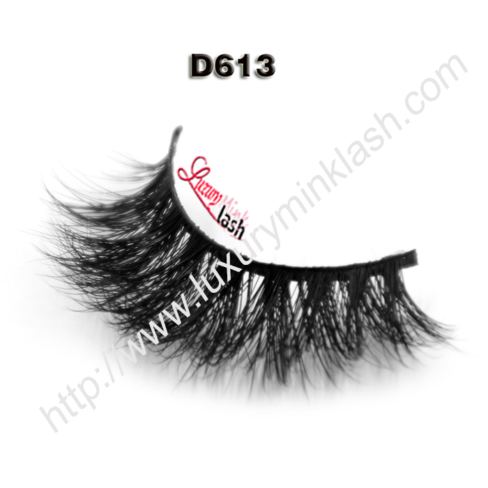 Recommended newest 3D Mink Lashes D613