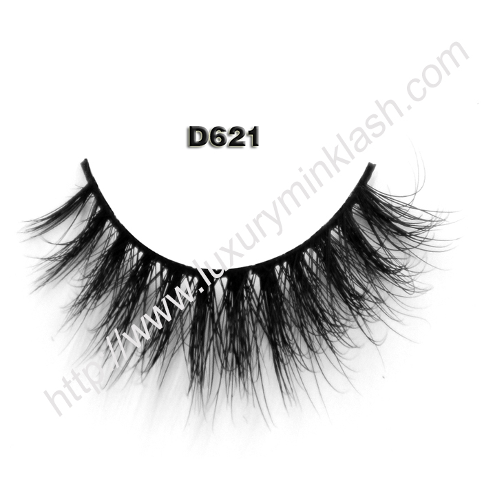 Best Hand-made 3D Mink Lashes D621