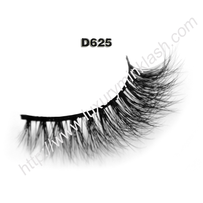 Best Quality 3D Mink Lashes D625