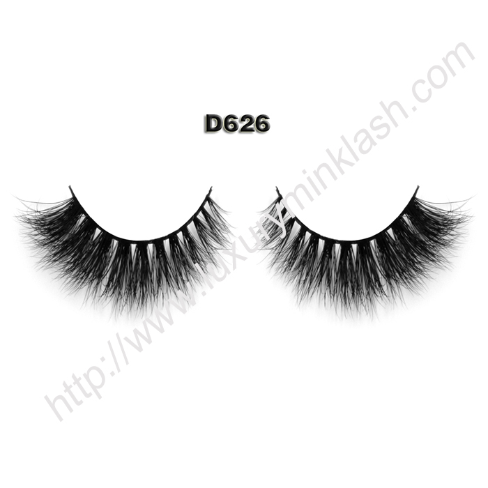 Best Wholesale 3D Mink Lashes D626