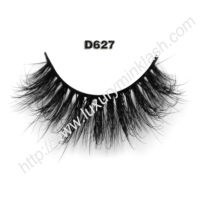 Wholesale 3D Mink Lashes from China D627
