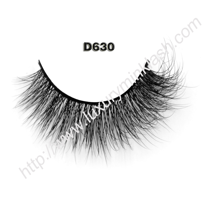 Chloe- Luxury 3D Mink Lashes D630