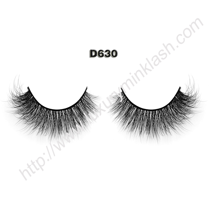 Best Seller 3D Mink Lashes 2016D630