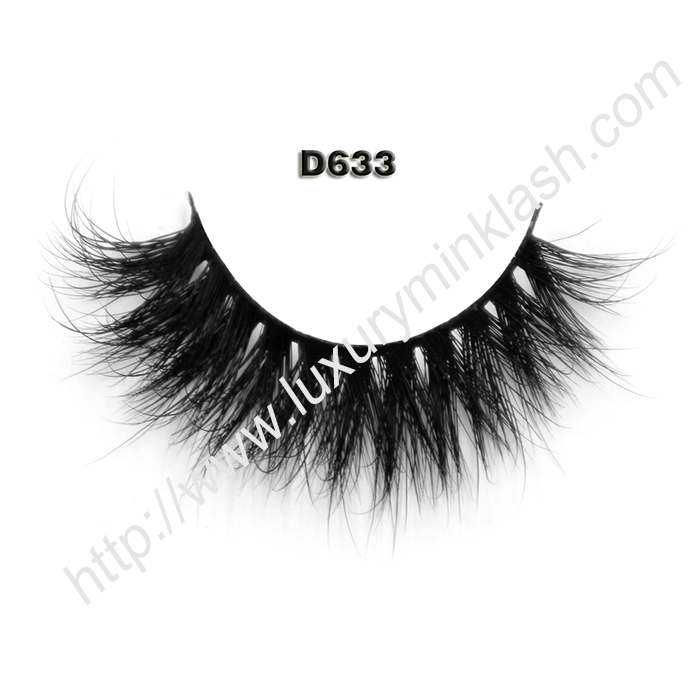 Hot Selling 3D Mink Lashes D633