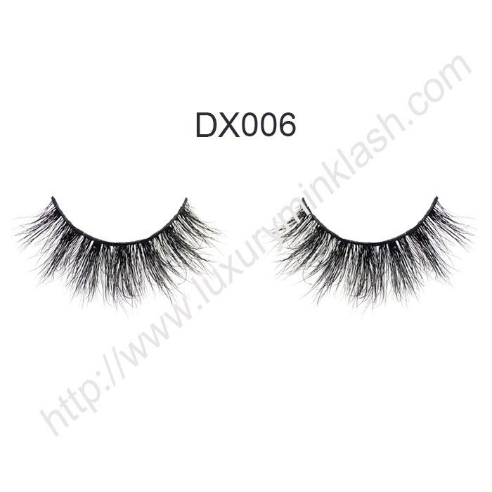 Best Selling 3D Lashes DX006