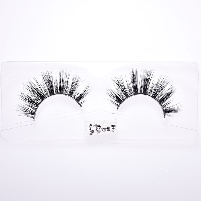 Best Quality Real Mink Fur False Eyelashes