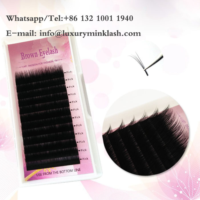 Flowering Plant Grafting Eyelashes