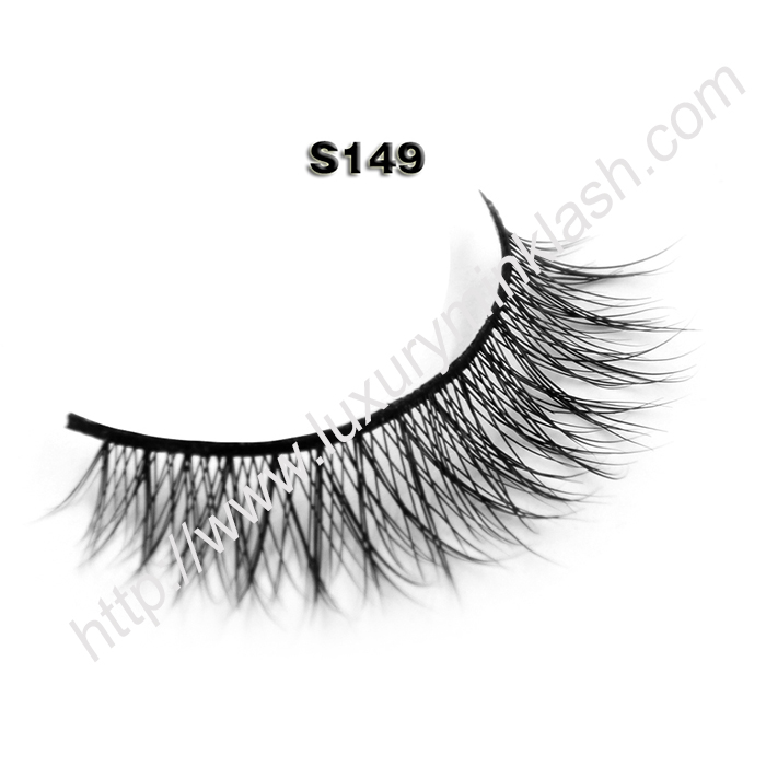 China Natural mink lashes S149