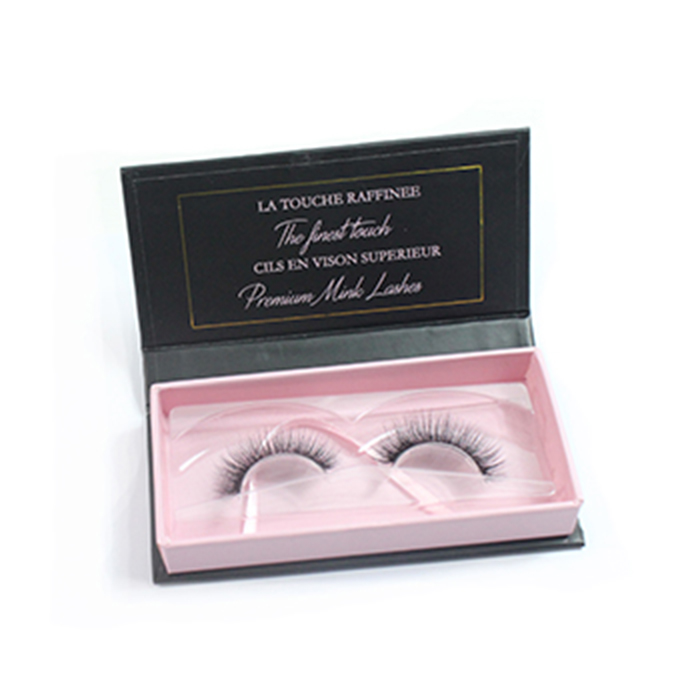 Private Label Custom Mink lashes Packaging BOX 005