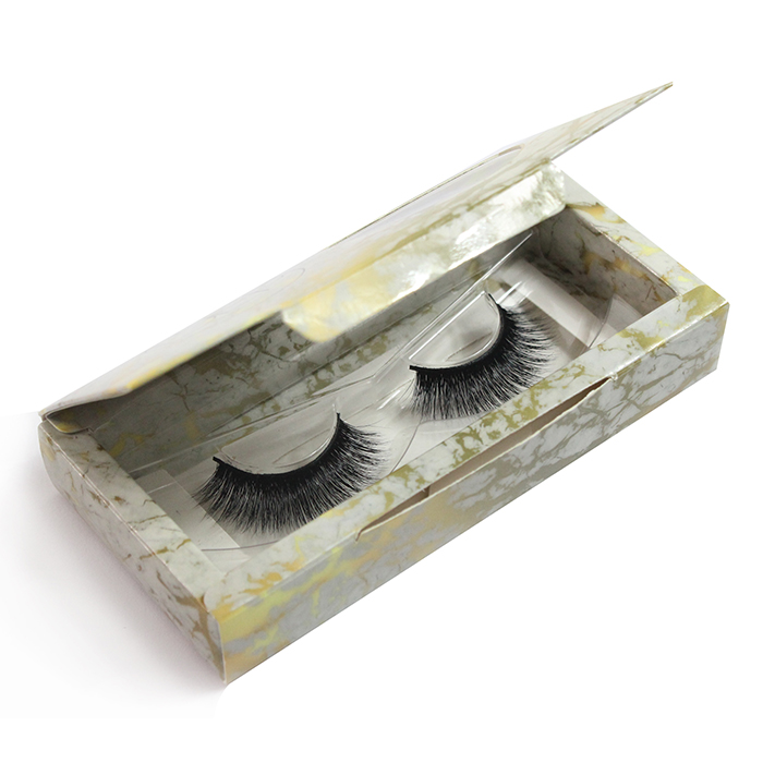 Private Label Custom Mink lashes Packaging BOX 004
