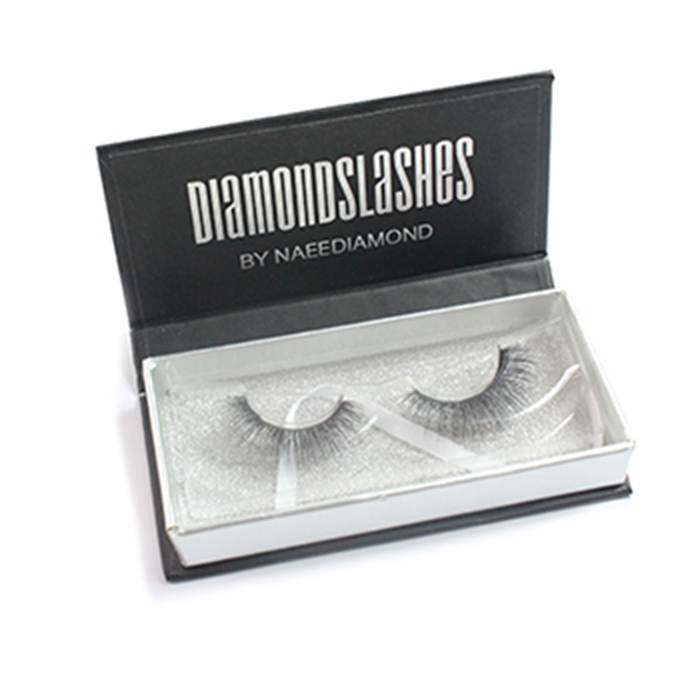 Private Label Custom Mink lashes Packaging BOX 010