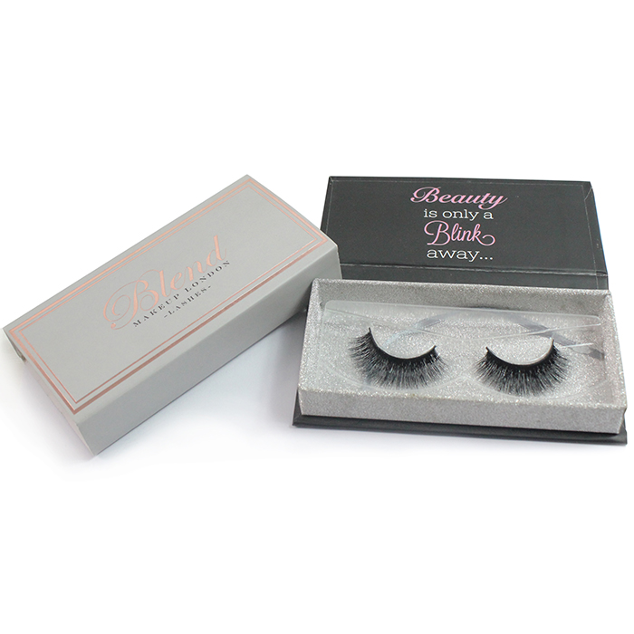 Private Label Custom Mink lashes Packaging BOX 012