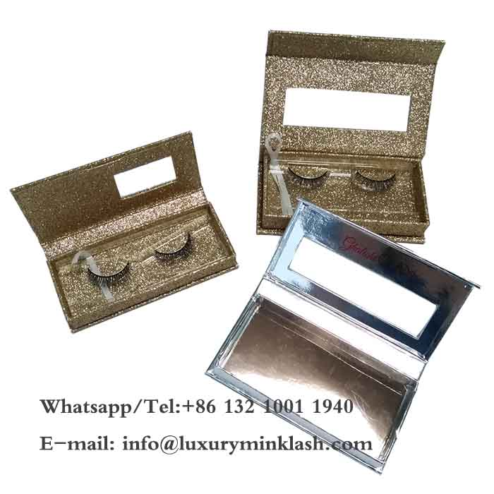 Customized Packaging  with Clear PVC window